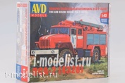 1301AVD AVD Models 1/43 Fire and rescue vehicle PSA-2 (4320)
