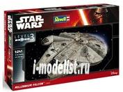 03600 Revell 1/241 Star Wars Millennium Falcon
