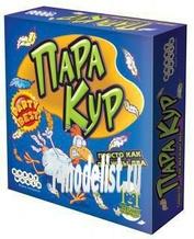 1195 Hobby World Карточная настольная игра Пара кур