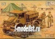 72016 IBG models 1/72 Chevrolet C15A No.11 Cab Watertank