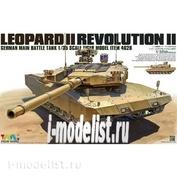 4628 Tiger Model 1/35 LEOPARD II REVOLUTION II MBT