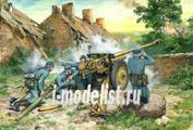 35801 ICM 1/35 7.62 cm Pak 36 (r) with German composition (4 figures)