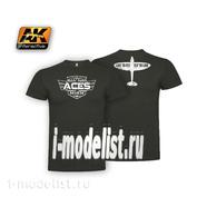 AK-057 AK Interactive Aces High T-shirt size