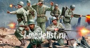 02632 Revell 1/32 US Infantry WWII