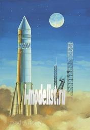 14450 Восточный экспресс 1/144 Ракето-носитель