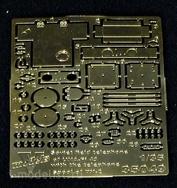 35049 Vmodels 1/35 Фототравление Soviet field telephone UNA-FI-43 w/ TK - 2