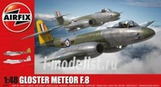 9182 Airfix 1/48 Самолёт GLOSTER METEOR F.8
