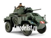 32587 Tamiya 1/48 Британский 7-ми тонный бронеавтомобиль Mk.IV, 1 фигура