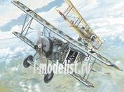007 Roden 1/72 Fokker D.VI