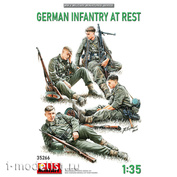 35266 MiniArt 1/35 German infantry on vacation