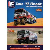 039 Vimos 1/32 Tatra 158 Phoenix - Dakar 2019/2020