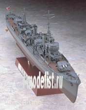 40022 Hasegawa 1/350 Эсминец IJN TYPE KOH YUKIKAZE OPERATION TEN-GO 1945
