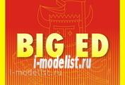 BIG4892 Eduard 1/48 Полный набор фототравления для самолета Лавочкин Ла-5ФН