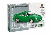 3682 Italeri 1/24 Автомобиль Porsche 911 Turbo