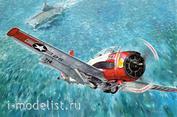451 Roden 1/48 North American T-28C Trojan Aircraft