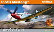 82102 Eduard 1/48 P-51D Mustang