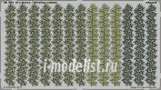 36161 Eduard 1/35 Цветное фототравление Ivy-berry