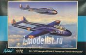 A117 Azur 1/72 Vampire FB Mk.5