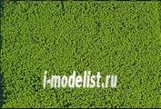 1600 Heki Материалы для диорам Травяной покров, мелкий ворс светло-зеленый 28x14 см
