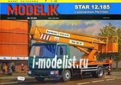 MD21/04 Modelik 1/25 STAR 12.185
