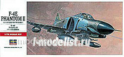 00332 Hasegawa 1/72 F-4E Phantom II