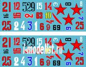 72013 ColibriDecals 1/72 Декаль для I-153 - June, 1941
