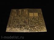 35039 Vmodels 1/35 Фототравление для Detail set le,gl.Einheits-Pkw(Kfz,1) (ICM model kit)