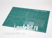 74076 Tamiya double-Sided A3 size Mat for cutting and marking.