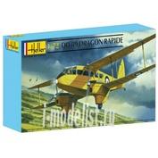 80345 Heller 1/72 Самолет DH89 Dragon Rapide