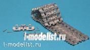 MTL-35029 MasterClub 1/35 Tracks for is-2/ is-3/ ISU-152/ ISU-152 late (iron)