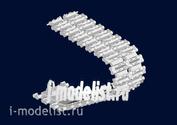 02063 Trumpeter 1/35 Траки сборные на танк Т-80