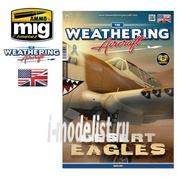 AMIG5209 Ammo Mig TWA ISSUE 9 DESERT EAGLES (English)
