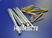 200L34 RB model 1/200 Металлические стволы Roscislaw 4 x 254mm 8 x 152 12 x 47mm 14 37mm
