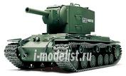 32538 Tamiya 1/48 Советский тяжелый танк Кв-2 Гигант (3 варианта декалей)