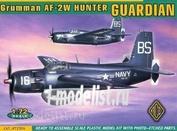 72304 ACE 1/72 Grumman AF-2W Hunter Guardian
