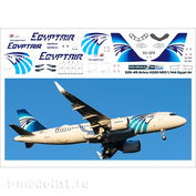 320-49 PasDecals Decal 1/144 Scales at 320 NEO Egypt Air