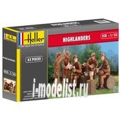 81221 Heller 1/35 HIGHLANDERS