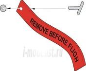 4317 CMK 1/48 Дополнение Remove Before Flight Tags (20pcs)