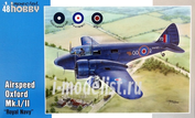 "SH48152 Special Hobby 1/48 Airspeed Oxford Mk.I/II ""Royal Navy"""
