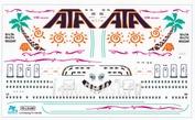 L14401 PasDecals 1/144 Декаль на Boeing 757-200 Ata/vim2012