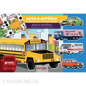 B-33 Betexa Большие и маленькие автомобили / Big and small cars