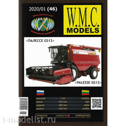 WMC-46 W. M. C. Models 1/25 Palesse GS12
