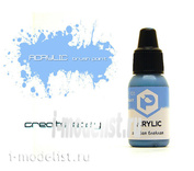 F101 Pacific88 acrylic Blue faded Paint (Blue faded) Volume: 10 ml.