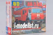 1268AVD AVD Models 1/43 Сборная модель АЦ-3-40 (43502)