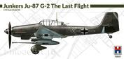72021 Hobby 2000 1/72 Самолет Junkers Ju-87 G-2 The Last Flight