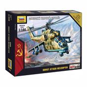 7403 Звезда 1/144 Советский ударный вертолет