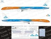 773-008 Ascensio 1/144 Декаль для boein 777-300ER (British Airways)