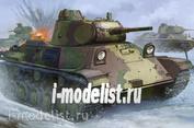 83828 HobbyBoss 1/35 Finnish T-50 Tank
