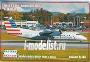 144134-3 Восточный Экспресс 1/144 Dash 8 Q300 American Eagle