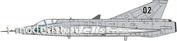 07407 Hasegawa 1/48 S35E Draken Natural Metal Limited Edition